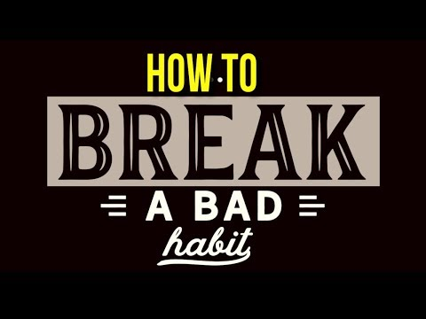 BREAKING the HABIT of Struggling for What You Want! 4 Steps to CREATE a NEW HABIT  Law of Attraction