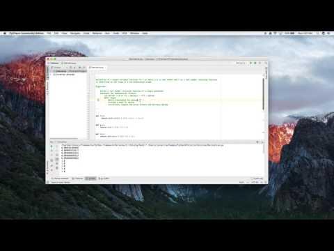 Derivative Implementation in Python