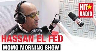 Hassan El Fed Dans Le Morning De Momo Sur Hit Radio - 21/02/2014