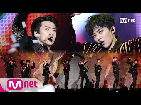 [2017 MAMA in Hong Kong] EXO_The Eve + Ko Ko Bop