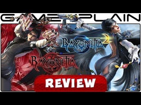 Bayonetta 1 & 2 - REVIEW (Nintendo Switch)