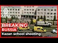 Several children killed in Russia school shooting