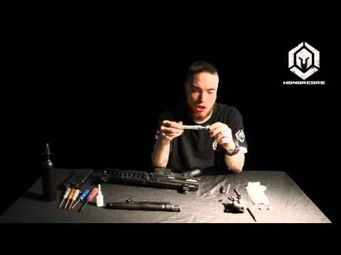 HonorCore Industries Tech Video:TGR Series Disassembly/TroubleShooting