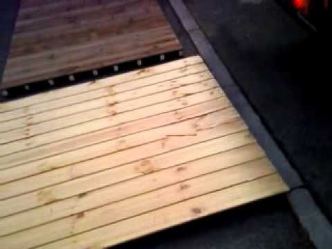 Comparision of Easy Shed Flooring with a cheap competitors