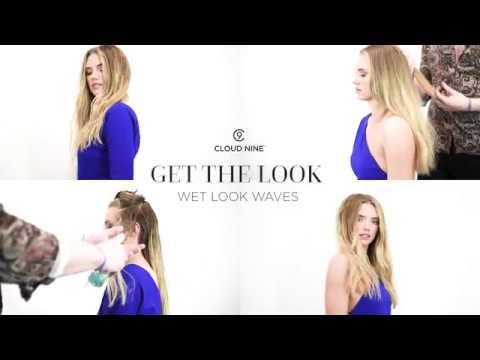Get The Look: Wet Look Waves