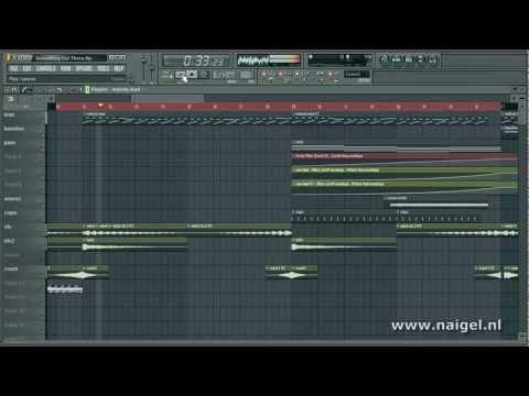 Hardstyle Lead Tutorial in FL Studio using 3xosc