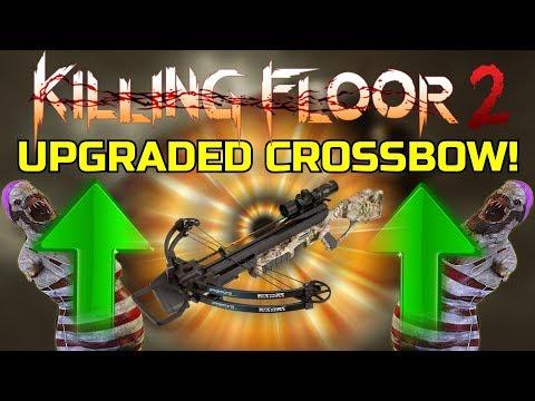 Killing Floor 2   UPGRADED CROSSBOW IS AWESOME! Crafting 30 Summer Tickets! (Cya In 1 Week)