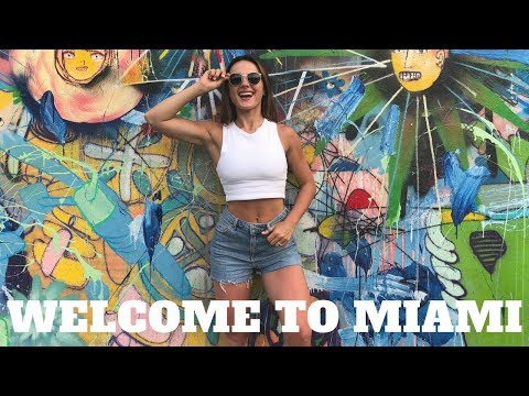 48 HOURS IN MIAMI WITH ME