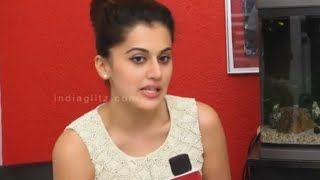 Taapsee Pannu Interview : I took multiple retakes for the smoking scenes in Kanchana 2