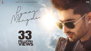 Pyaar Mangdi | Jassi Gill Ft Happy Raikoti | New Romantic Song 2020 | Avvy Sra | Yashika | TDOT