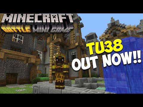 Minecraft Console: TU38 Out Now! | BATTLE MODE CHANGES!