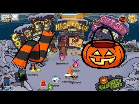 Halloween Party Guide! - Club Penguin Rewritten