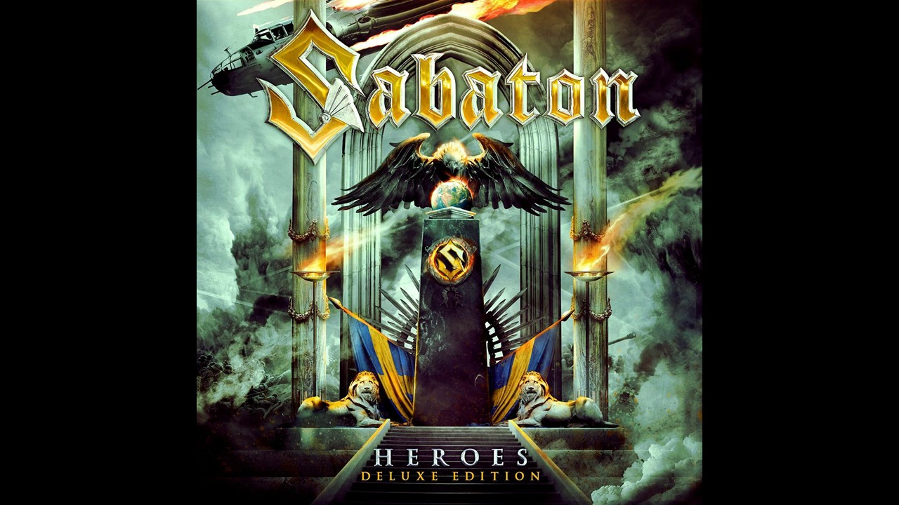 Sabaton - Soldier Of 3 Armies