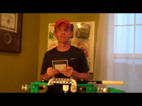 Tennis Racquet Stringing DVD Set