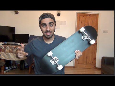 Spray Painting My Skateboard