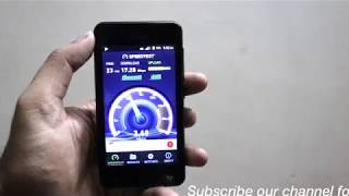 Karbonn A40 Indian Airtel Smartphone Unboxing and 4G Speedtest