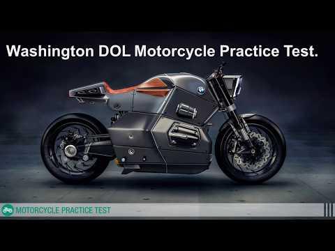 Washington dol motorcycle endorsement practice test