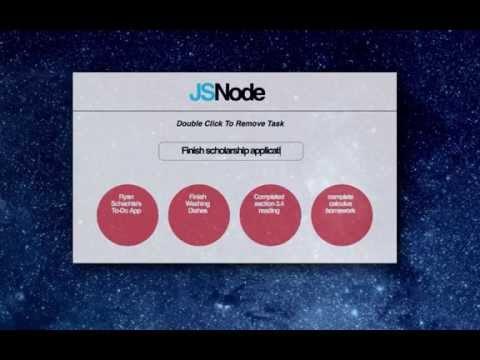 Custom Javascript To-Do Application - The Simple Engineer