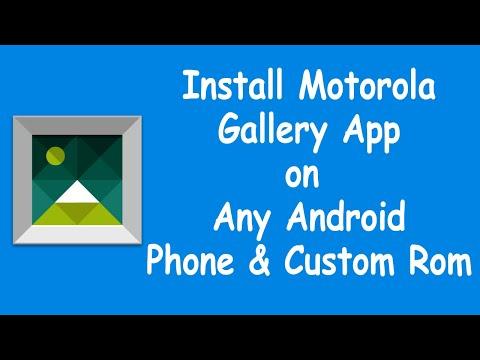 Motorola Gallery App | Download Motorola Gallery for all Android Phones or Any Custom Roms