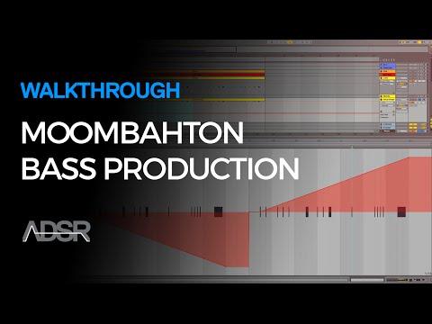 Moombahton Bass Production - Ableton Session Walkthru