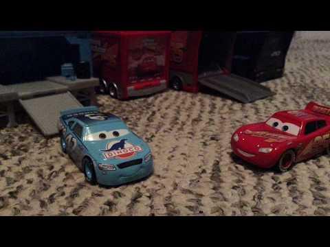 Disney Pixar's Cars 3 Cal Weathers Retires Remake