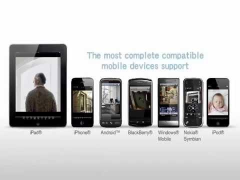 AVTECH EagleEyes - Iphone Android Ipad Windows Mobile Ipod Ipad Blackberry