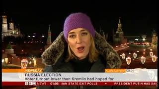 BBC News 19 March 2018