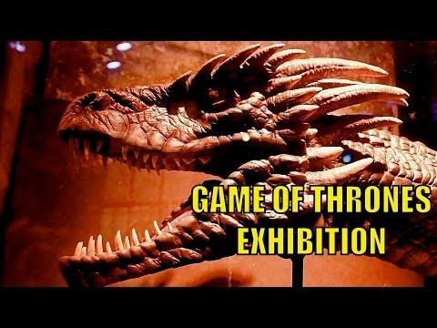 GAME OF THRONES Exhibition - Video Tour - Sydney #GOTExhibit