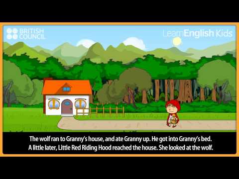 Little Red Riding Hood - Kids Stories - LearnEnglish Kids British Council