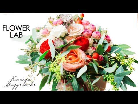 WEDDING BOUQUET How to make a ROSE BOUQUET diy Flowers