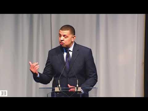 Jeff Capel Banquet Speech (4/19/18)