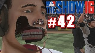 FOUR HOME RUNS IN ONE GAME!   MLB The Show 16   Road to the Show #42