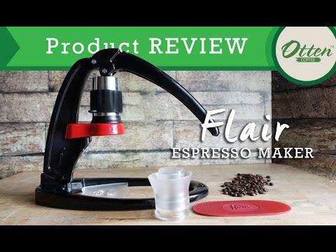 Super Crema!! Flair Espresso Maker Tanpa Listrik!!