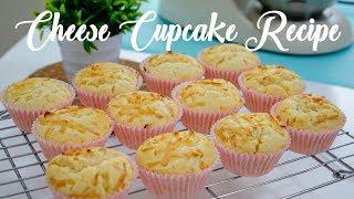 Easy Cheese Cupcakes Recipe