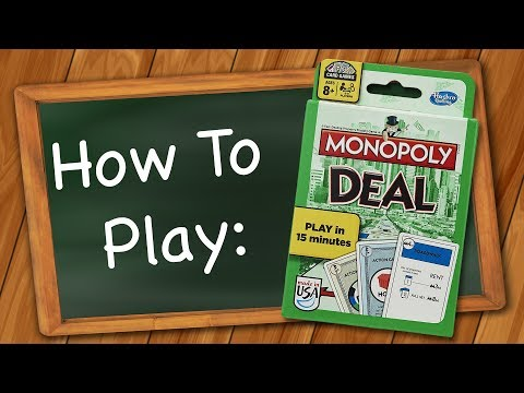 How to Play: Monopoly Deal
