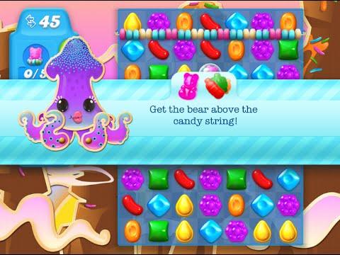 Candy Crush Soda Saga Level 65 walkthrough
