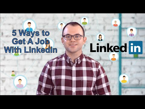 5 Ways To Make Jobs Come To You With LinkedIn