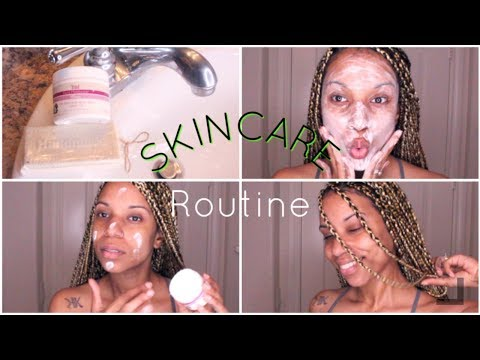 Skincare Routine| Only 2 Products for Flawless Skin