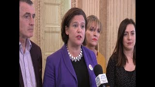 DUP betraying the people of the north on Brexit - Mary Lou McDonald