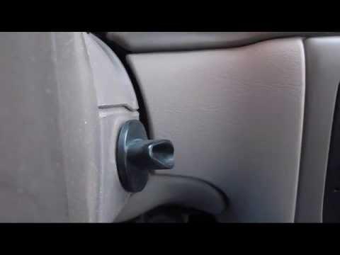 Ford Taurus PATS Transponder Key Programming Tutorial