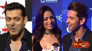 Salman Khan SINGS KAABIL Song With Hrithik & Yami