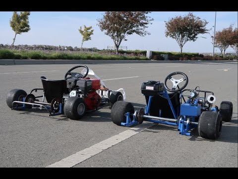 TOP SPEED 125CC SEMI-AUTO 3 GEAR GO KART