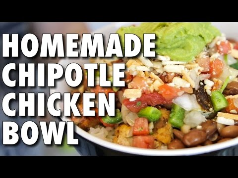 CHEAP HOMEMADE CHIPOTLE |
