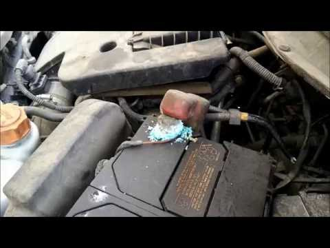 How to Clean Car Battery Corrosion with Baking Soda | Car Battery Maintenance Tips