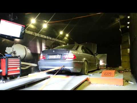 BMW E46 320d - The strongest in Poland 320Cd ! Chip-Tuning - Bmw E46