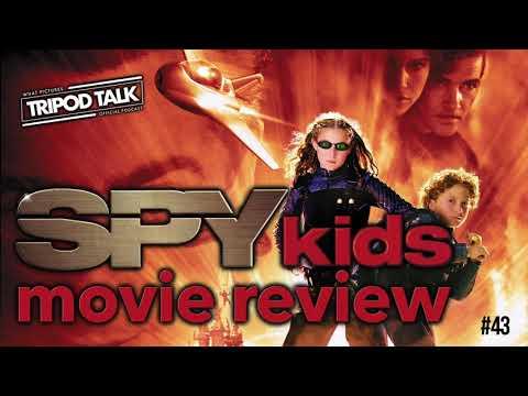 Spy Kids Movie Review | Tripod Talk #43