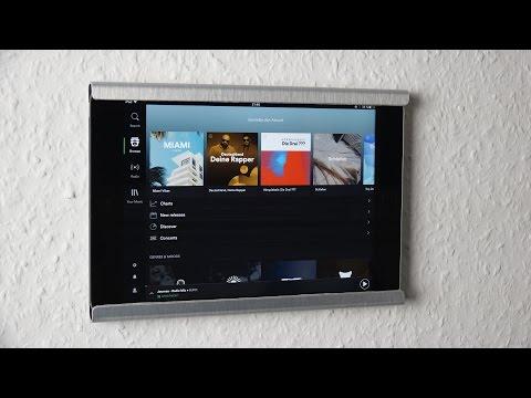 Amazing iPad Wall Mount for $30? (DIY) | TechCentury