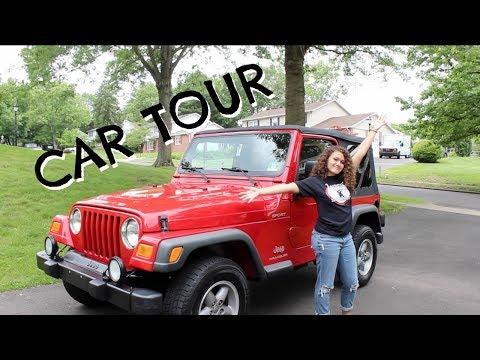 Car Tour: Jeep Wrangler (2003)