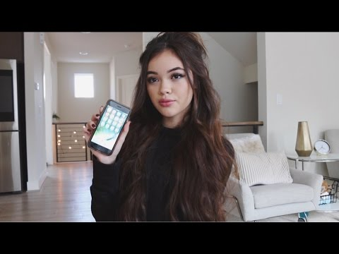Whats on My iPhone 7? | viviannnv