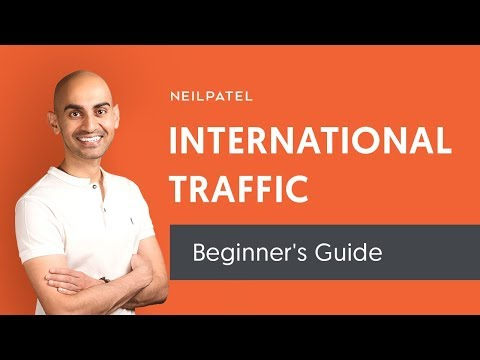 A Brilliantly Simple Way to Boost Website Traffic - How to Get International Blog Traffic